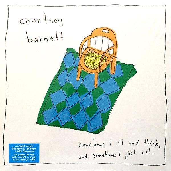 Courtney Barnett - Sometimes I Sit And Think...