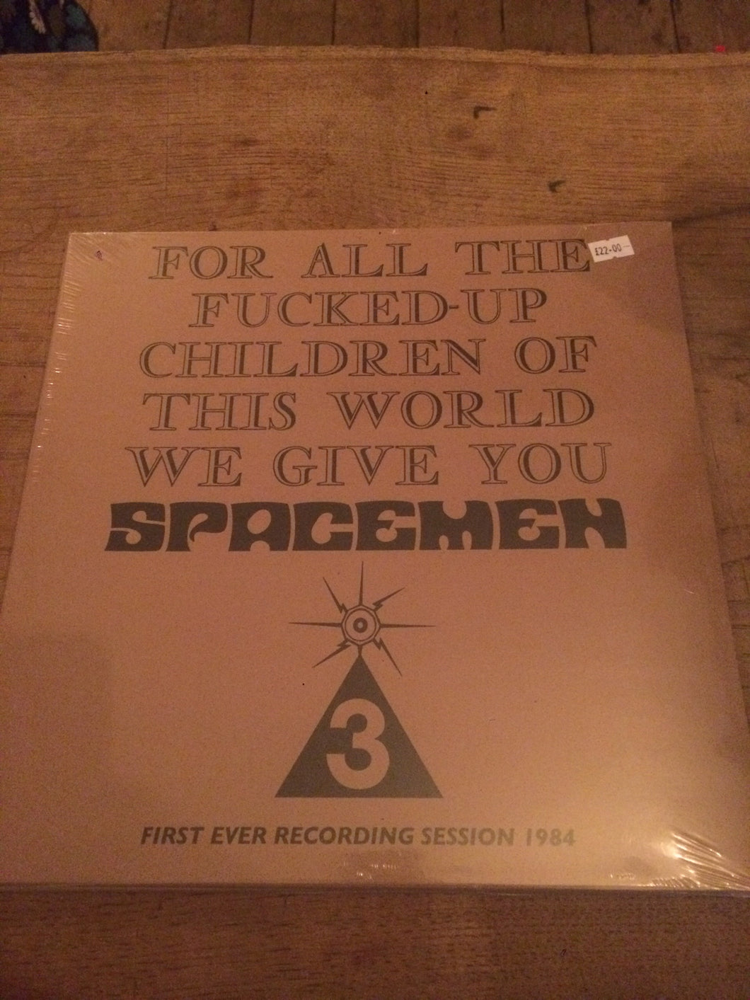 Spacemen 3 - For All The Fucked Up Children Of This World
