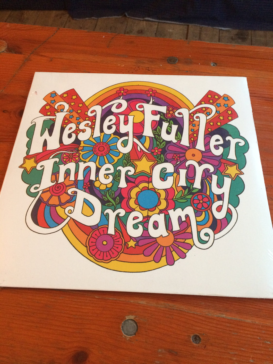 Wesley Fuller - Inner City Dreams