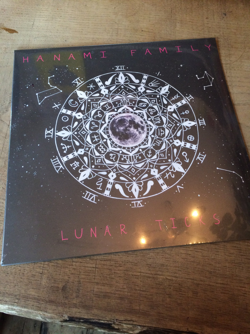 Hanami - Lunar Ticks