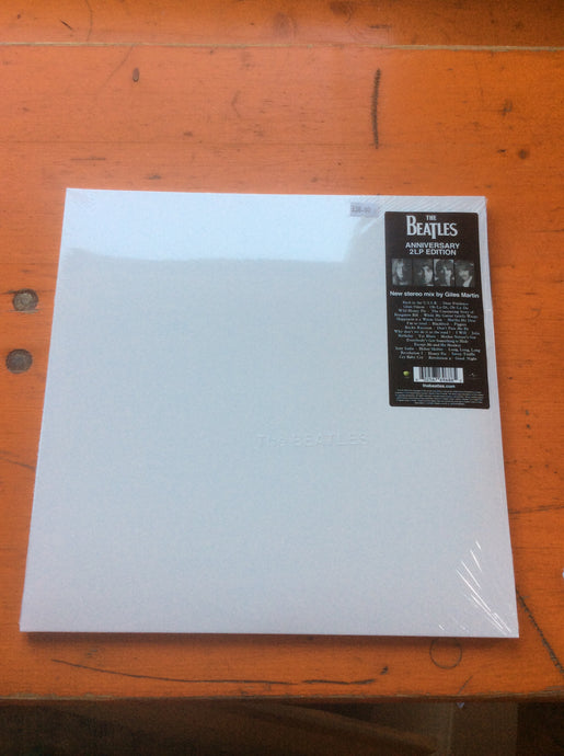The Beatles - The Beatles (White Album) 50th Anniversary