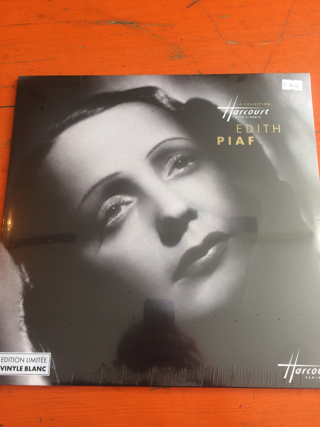 Edith Piaf - Harcourt Collection