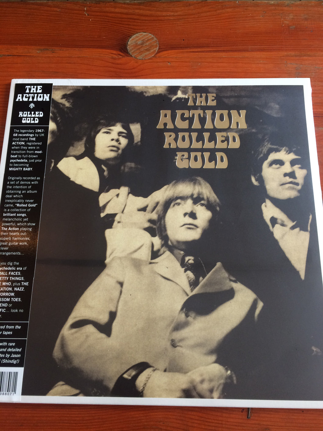 The Action - Rolled Gold