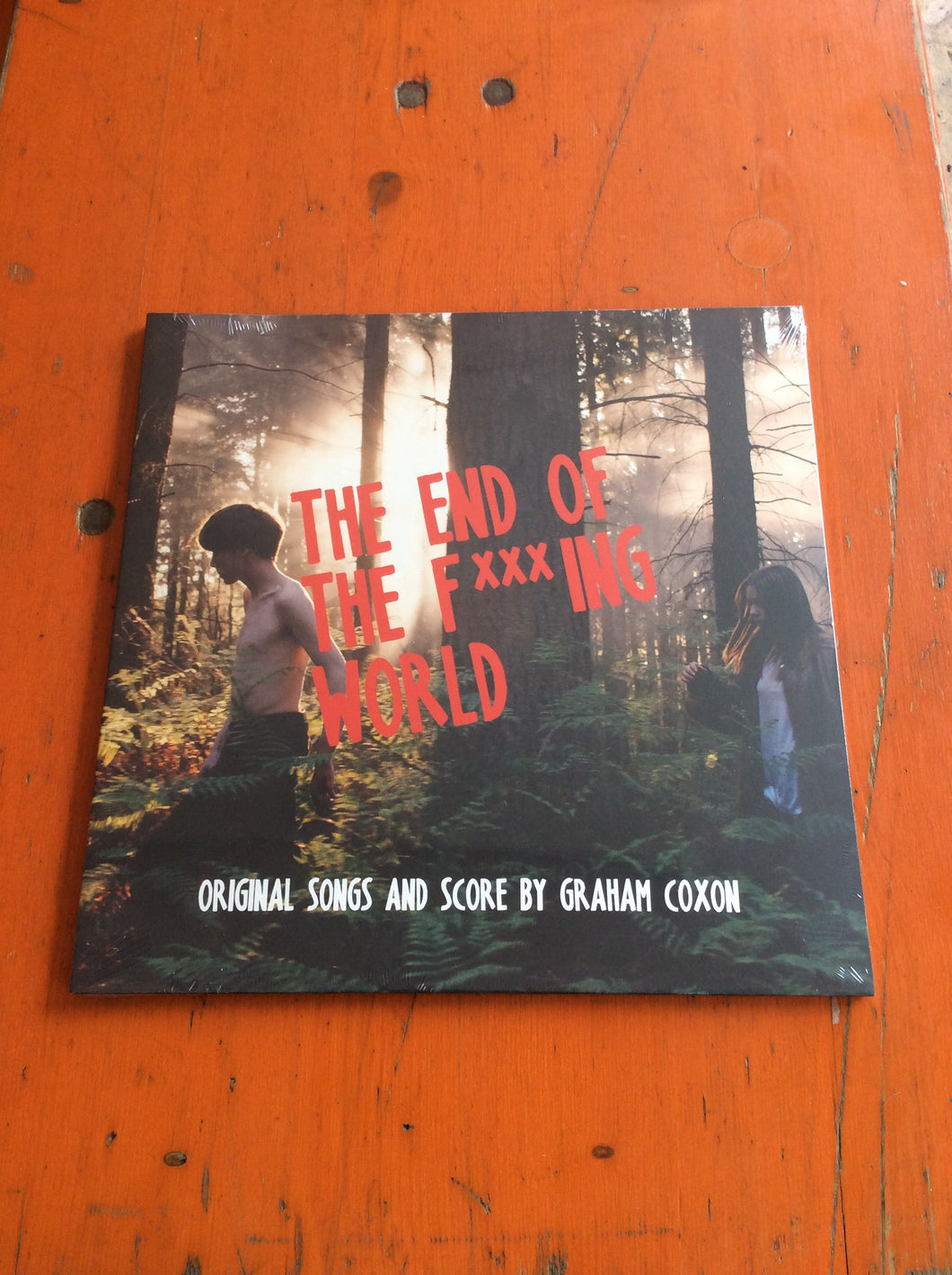 The End Of The Fucking World - Soundtrack Score by Graham Coxon
