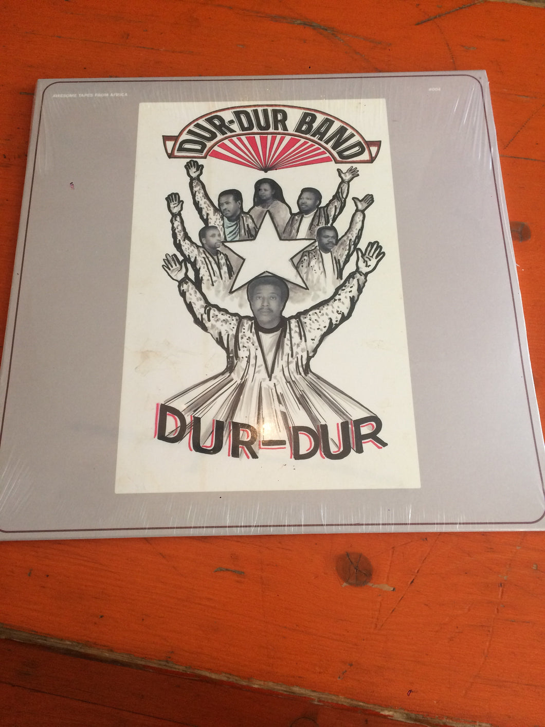 Dur-Dur Band ‎– Volume 5