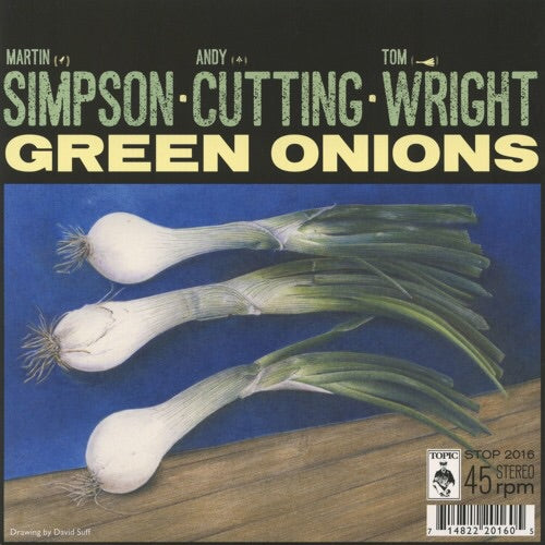 Martin Simpson, Andy Cutting, Tom Wright - Green Onions