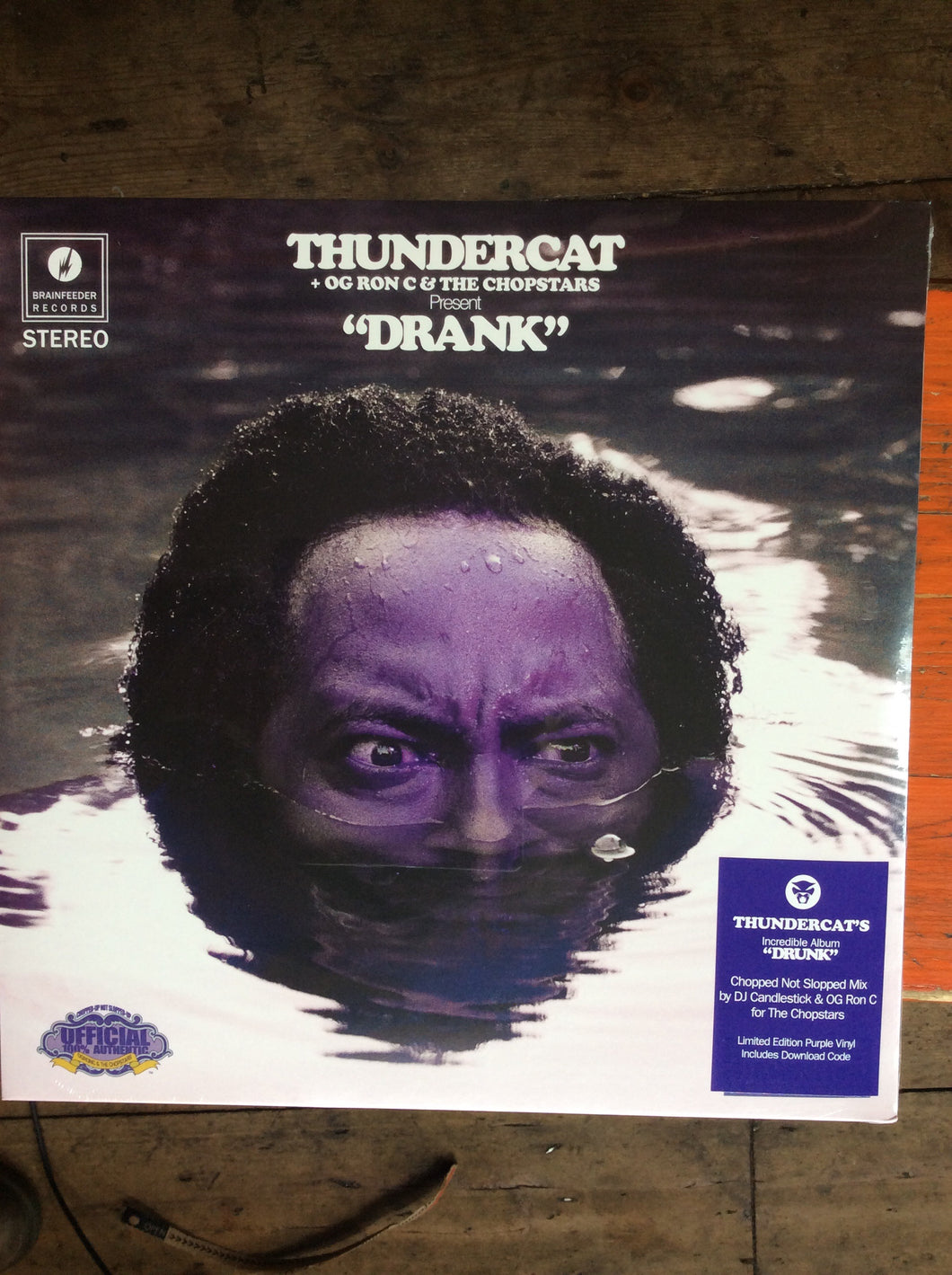Thundercat / OG Ron C / The Chopstars - Drank