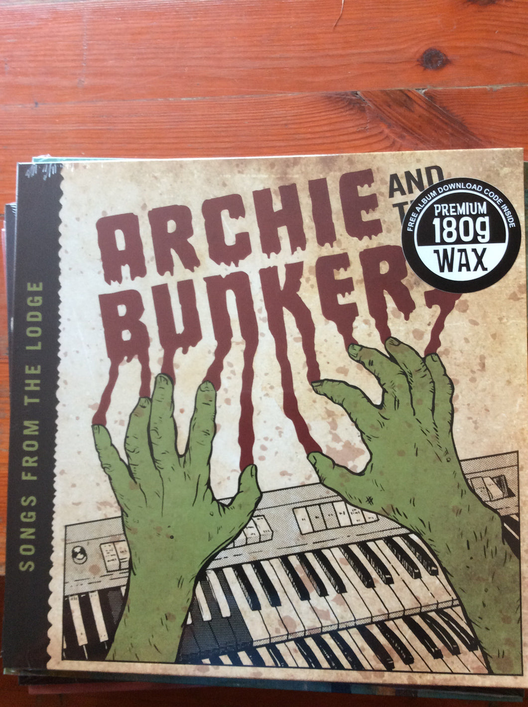 Archie and The Bunkers - Songs From The Lodge