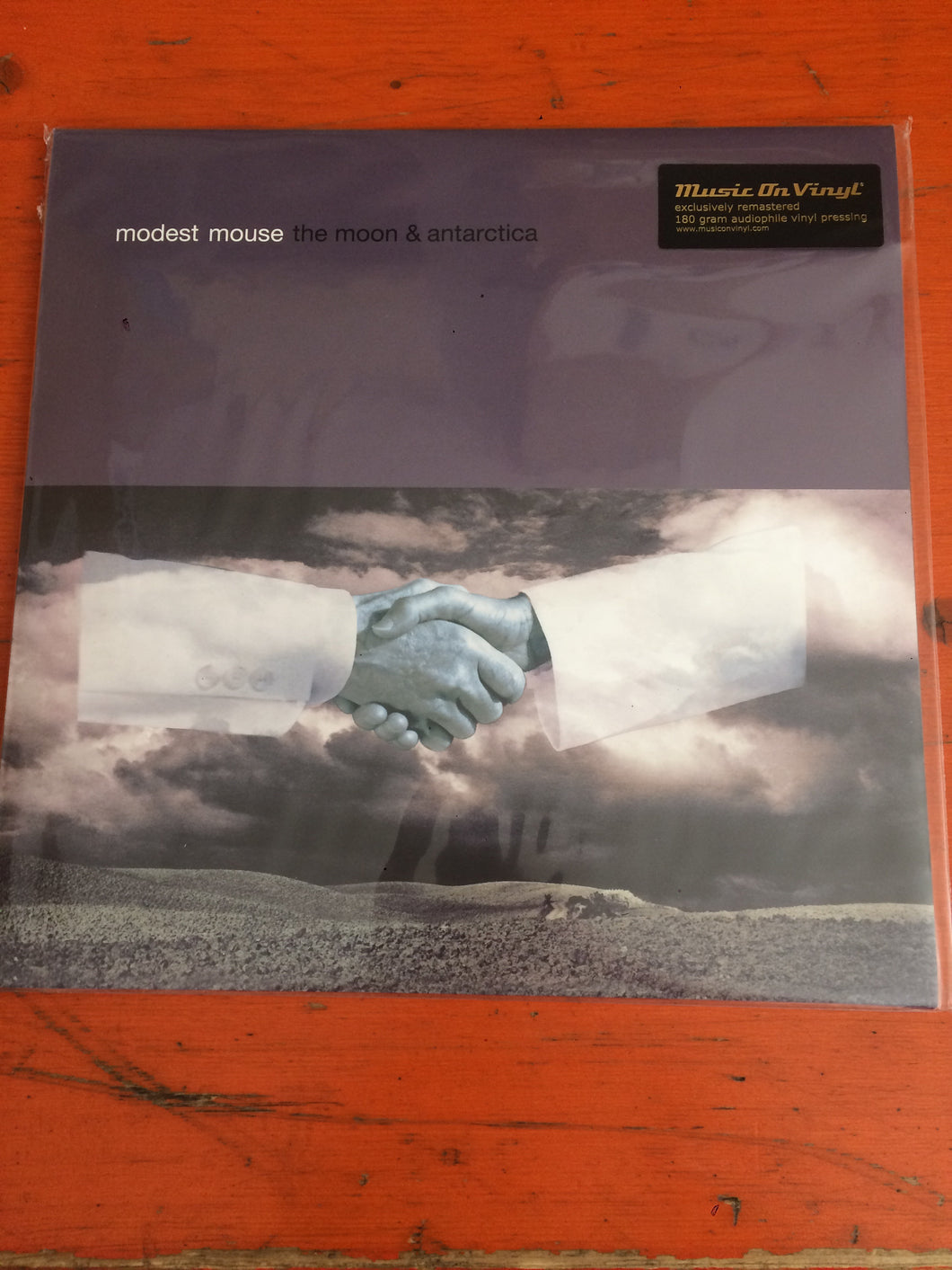 Modest Mouse - The Moon & Antartica