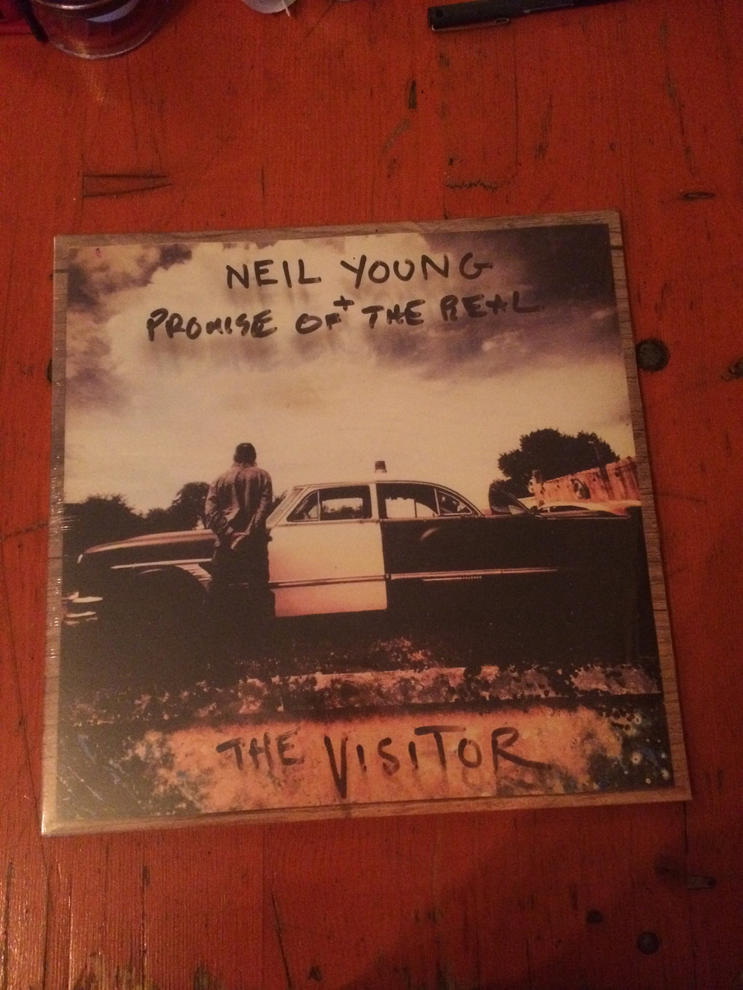 Neil Young + Promise Of The Real - The Visitor