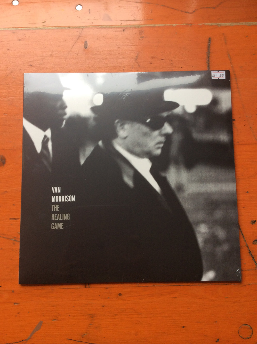 Van Morrison - The Healing Game (deluxe)