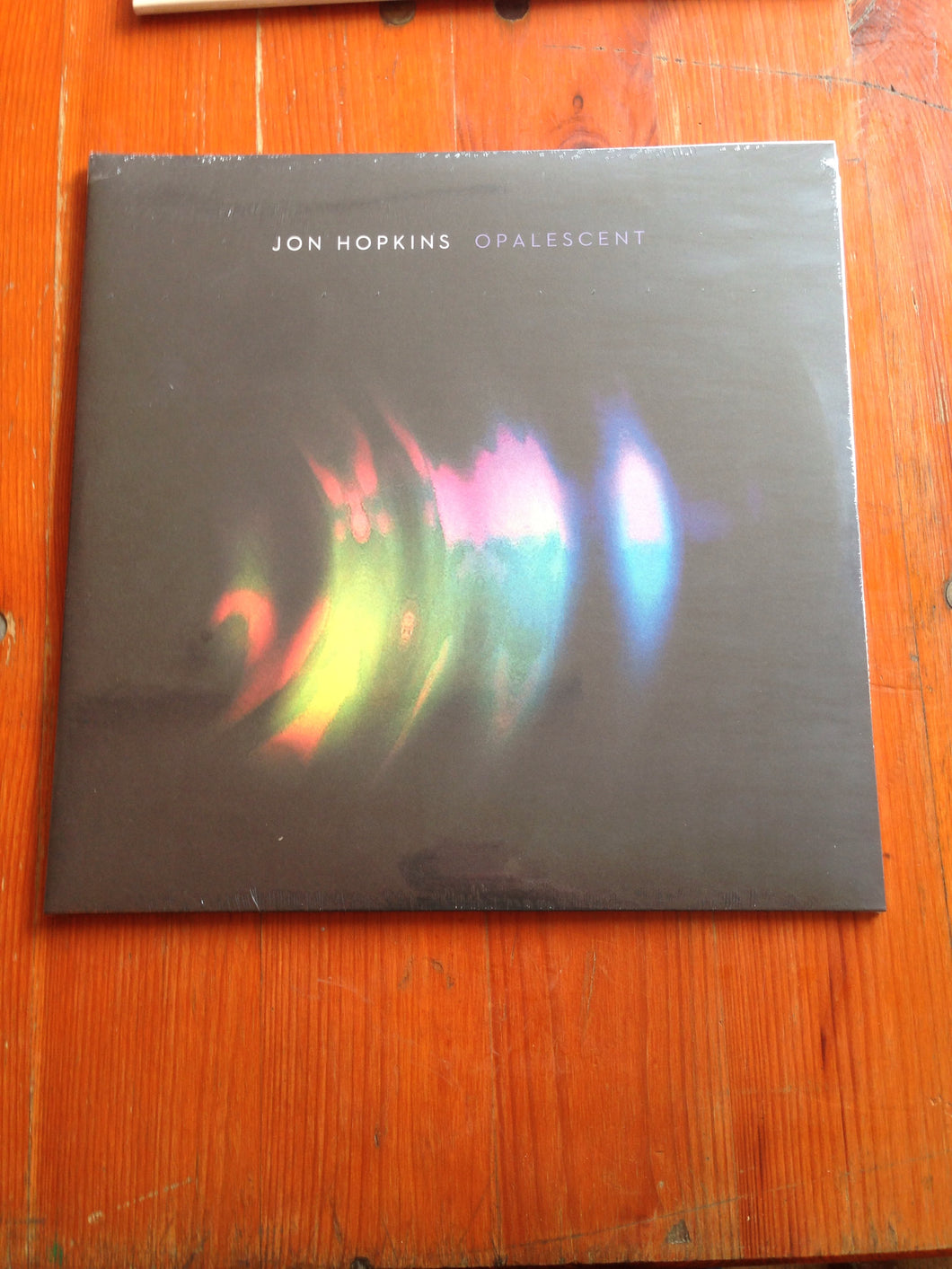 Jon Hopkins - Opalescent