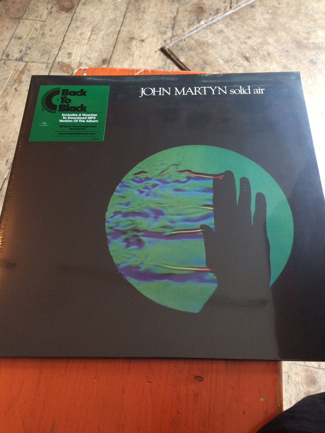 John Martyn - Solid Air