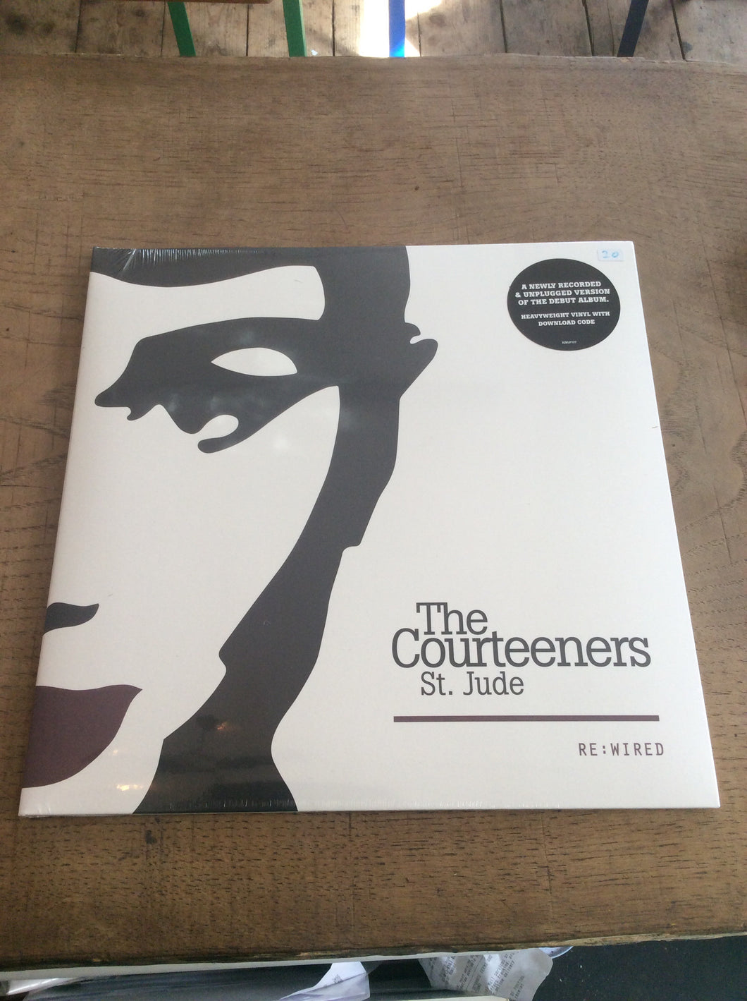 The Courteeners - St Jude Re:Wired