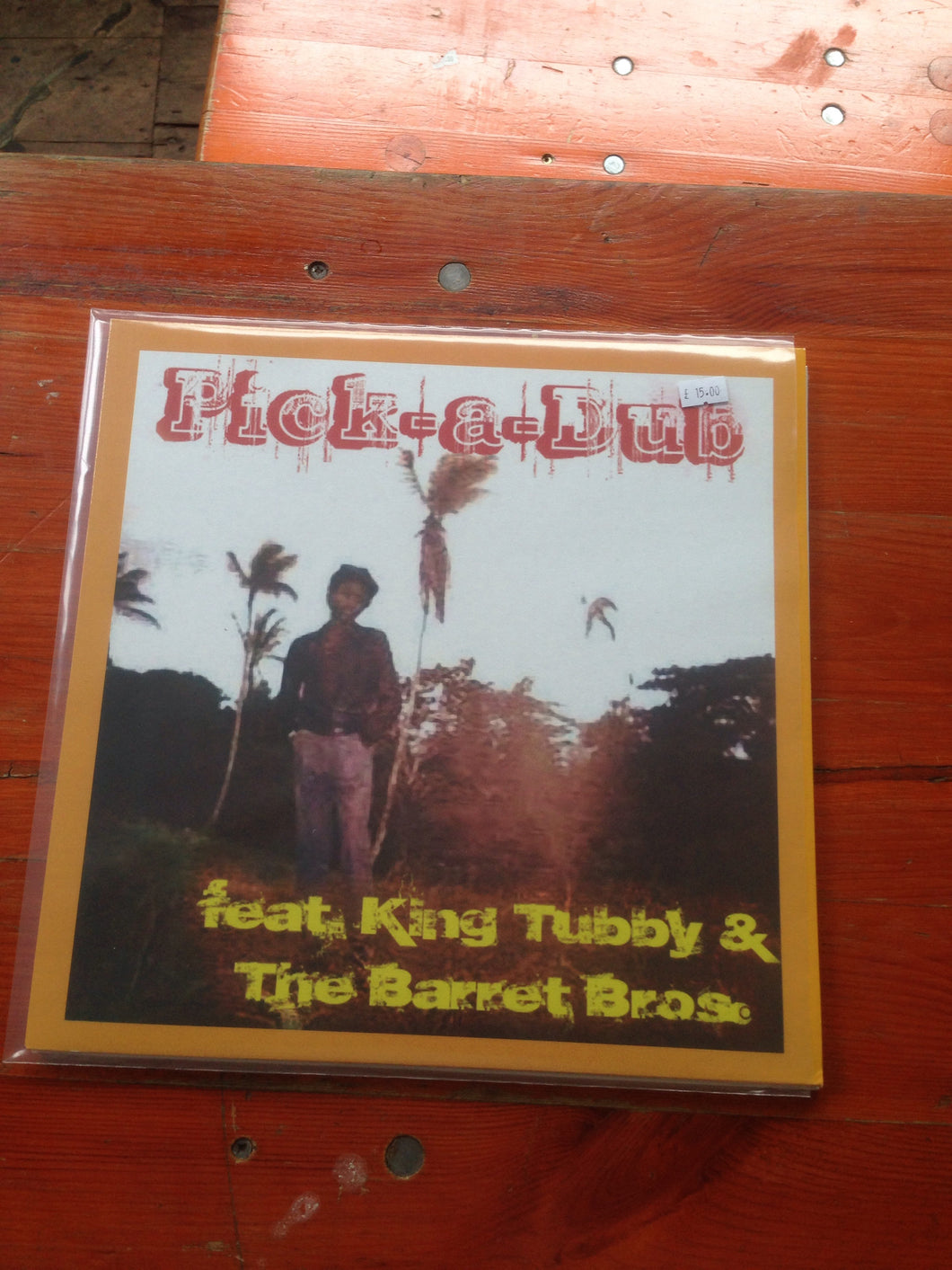 King Tubby and The Barret Brothers - Pick a Dub