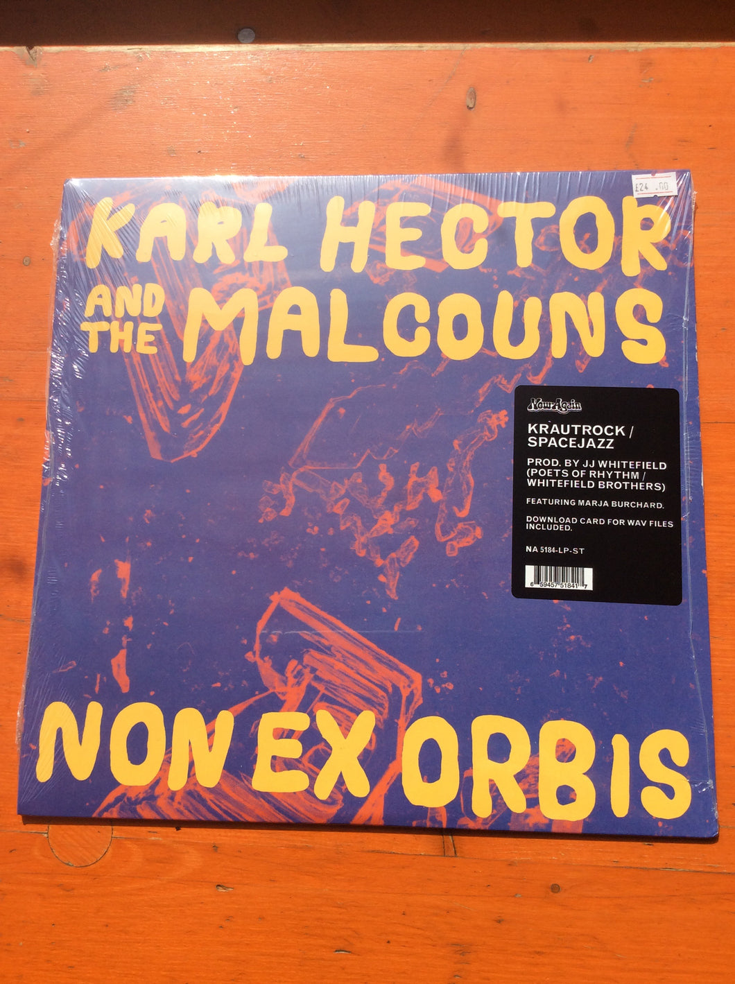 Karl Hector And The Malcouns - Non Ex Orbis