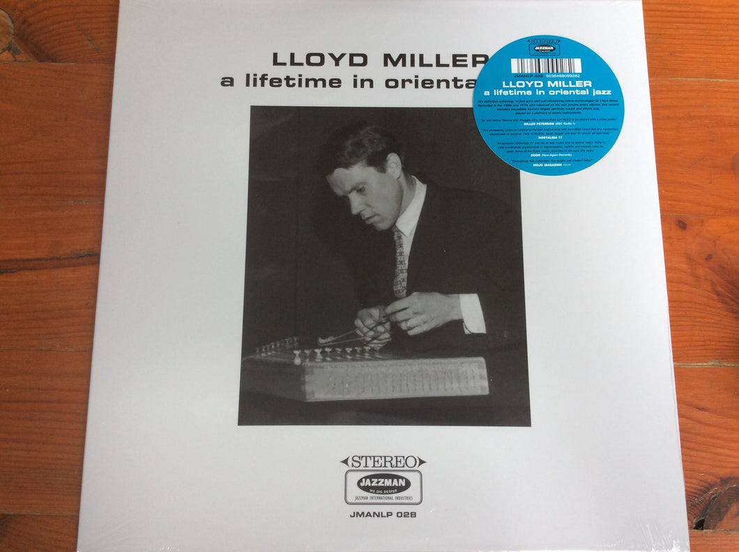Lloyd Milller - A Lifetime in Oriental Jazz