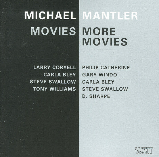 Michael Mantler - More Movies CC09