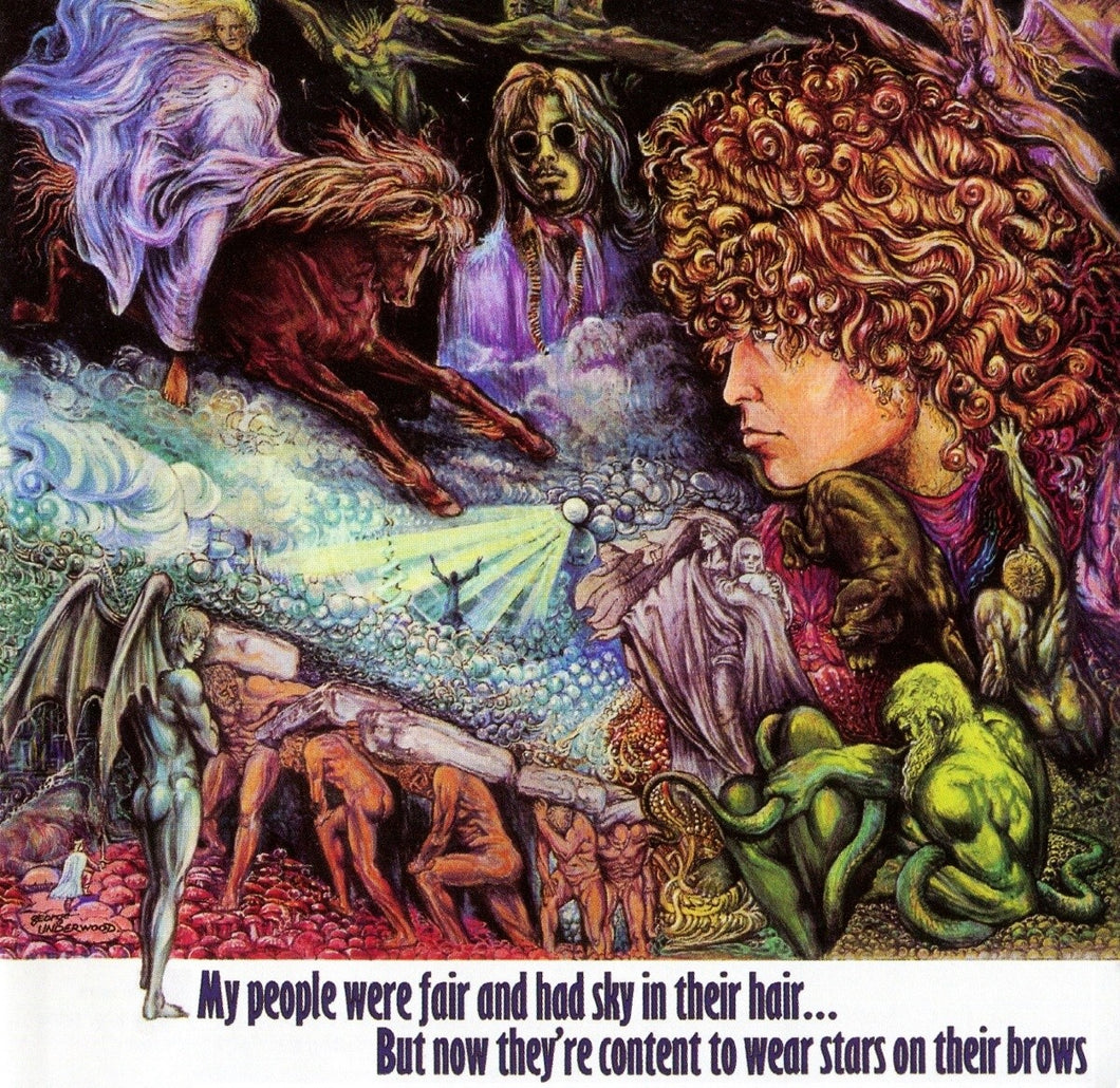 Tyrannosaurus Rex - My People Were Fair