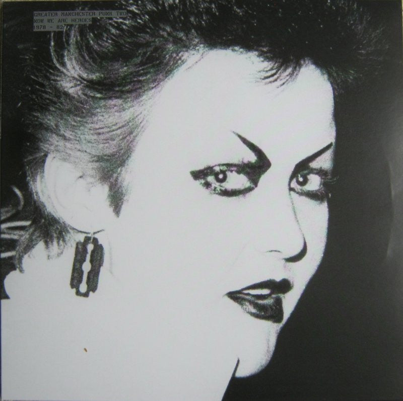 Various - Greater Manchester Punk Two Now We Are Heroes 1978 í? 82