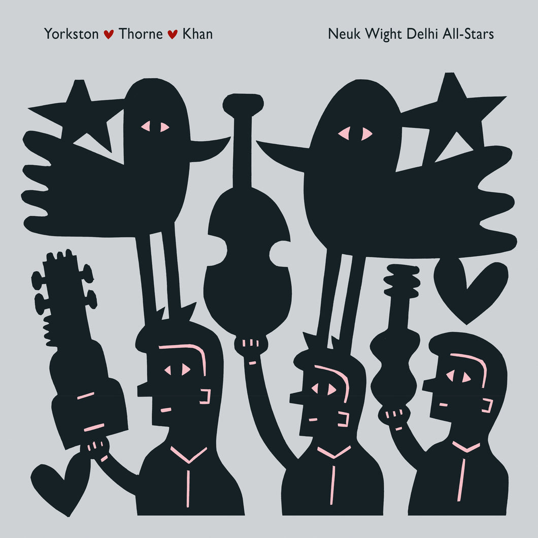 Yorkston Thorne Khan - Neuk Wight Delhi All-Stars