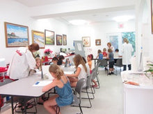 SUMMER ART CAMP 1 - Monday thru Friday - Jun 24 to Jun 28 - 9:00am-12:00pm