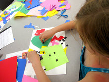 SUMMER ART CAMP 3 - Monday thru Friday - Jul 23 to Jul 27 - 9:00am-12:00pm