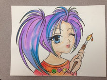 MANGA ART / ILLUSTRATION - Mondays - Sept 23 to Nov 11 - 5:00pm- 6:00pm
