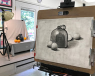ADVANCED DRAWING - Fridays - Sept 27 to Nov 1 - 5:00pm-6:20pm