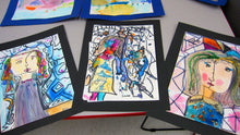 SUMMER ART CAMP 5 - Monday thru Friday - Aug 19 to Aug 23 - 9:00am-12:00pm