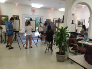 ADVANCED DRAWING - Fridays - Jan 24  to Feb 28 - 5:00pm-6:20pm