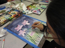 PAINTING EXPERIENCE FOR TEENS & TWEENS - Thursdays - Apr 4 to May 23 -5:00pm-6:00pm