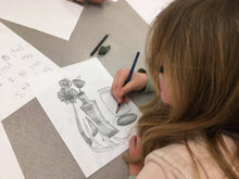 DRAWING FUNDAMENTALS - Wednesdays - Apr 4 to May 23 - 4:30pm-5:30pm