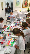 DRAWING & PAINTING ADVENTURE - Saturdays - Apr 6 to May 25 - 9:30am- 10:30am