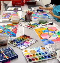 ART CLUB - Tuesdays - Apr 3 - May 22  - 5:00pm-6:00pm