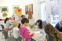 SUMMER ART CAMP 4 - Monday thru Friday  -Aug 5 to Aug 9 - 9:00am-12:00pm