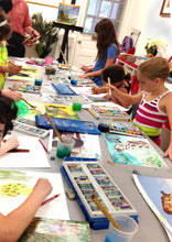 SUMMER ART CAMP 2 - Monday thru Friday - Jul 9 to Jul 13 - 9:00am-12:00pm