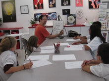 CARTOONING - Monday thru Thursday - Jul 30 to Aug 2 - 1:00pm- 3:00pm
