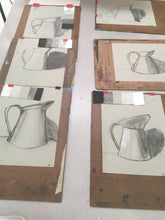 ADVANCED DRAWING - Fridays - Oct 2 to Nov 6 - 5:00pm-6:20pm