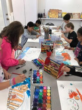 DRAWING & PAINTING - Mondays - Apr 1 to May 20- 4:00pm-5:00pm