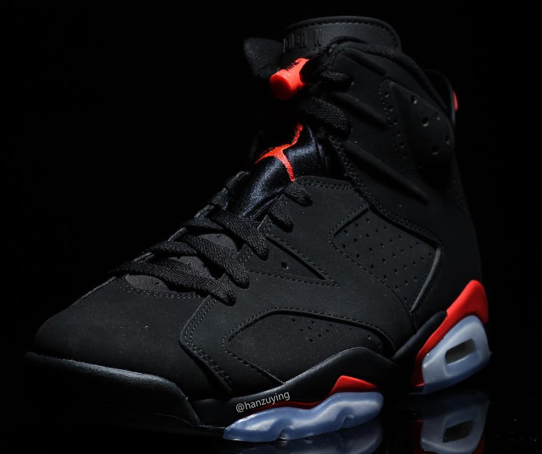 186465a64a4b87 ... spain air jordan 6 2019s black infrared 251b2 14eb3