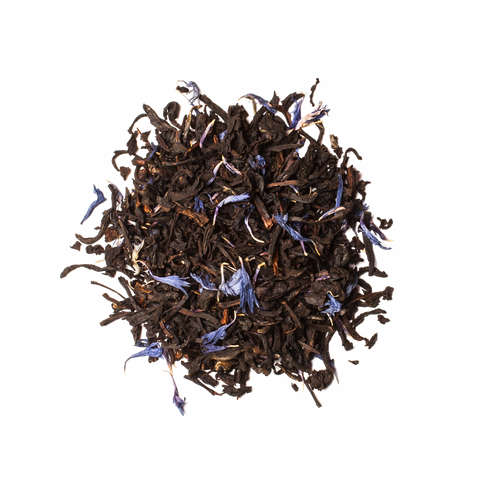 Té Negro Earl Grey Blue Flower