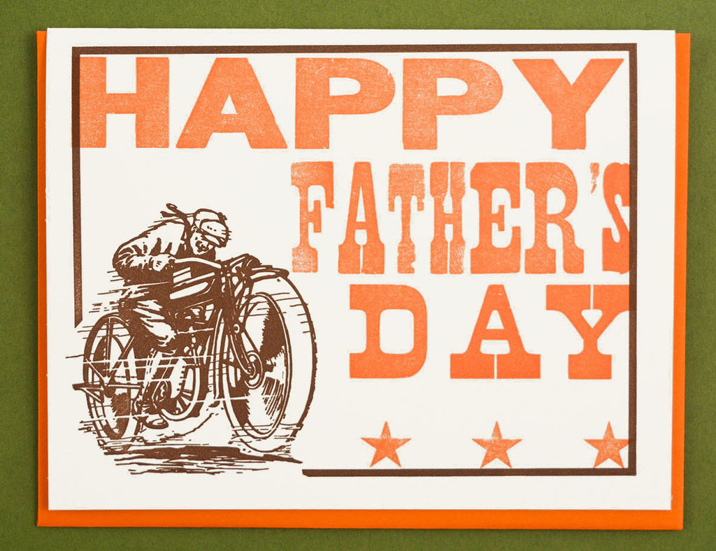 Happy Father's Day (Motorcycle)