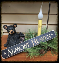 "Router Sign ""Almost Heaven"""