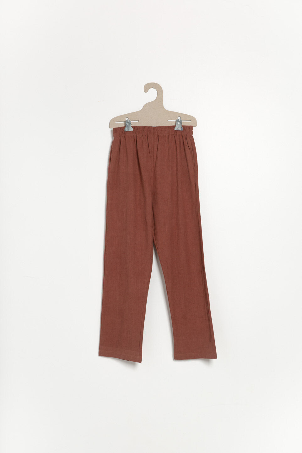 Lounger Pants in Terracotta