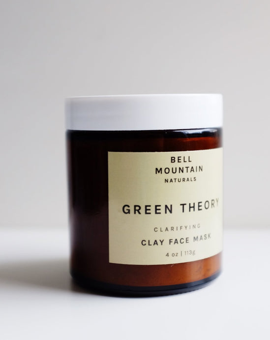Green Theory Clay Mask