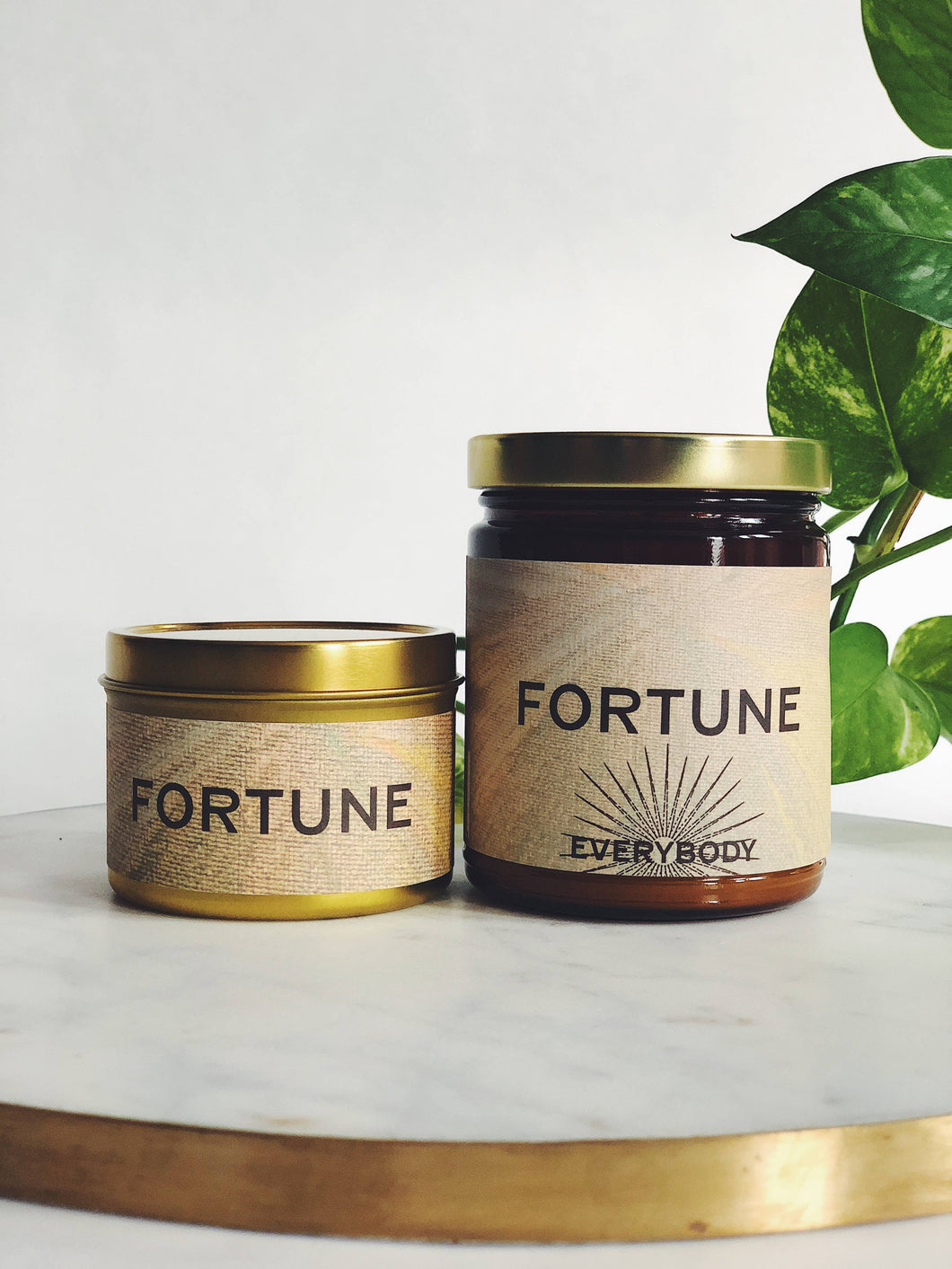 Fortune Candle, 6 oz