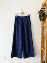 Tightrope Pants in Navy