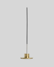 Norden brass incense holder