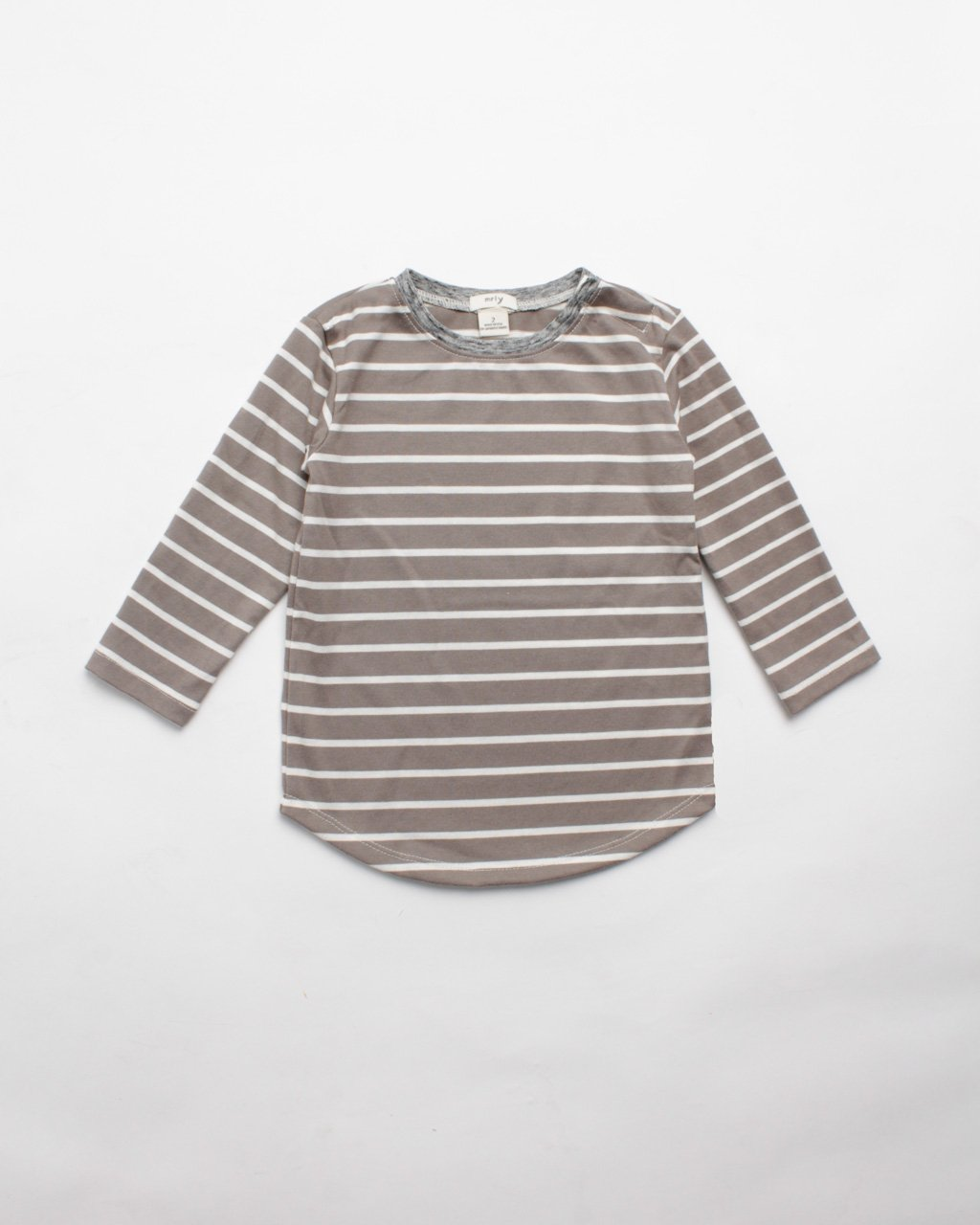mrly stripe tee kids